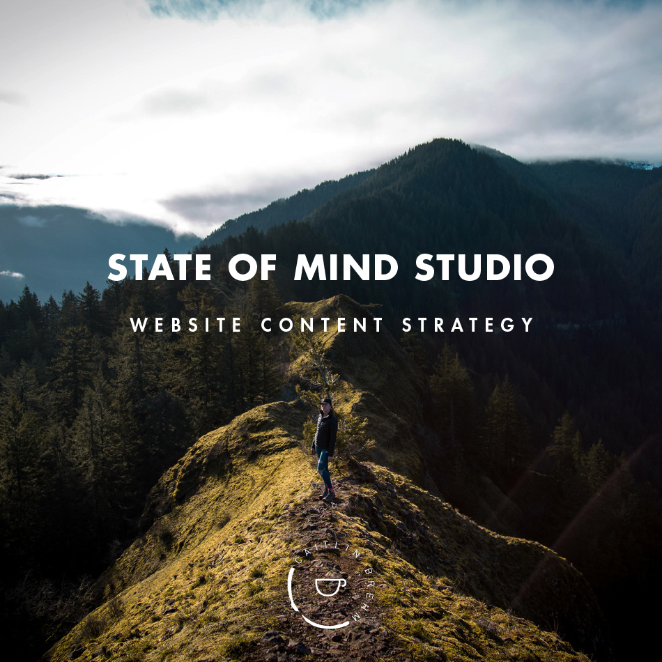 State of Mind Studio Website Content Strategy